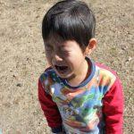 3歳から5歳頃~大声で泣かれると苛ついてしまう~