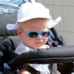 夏の暑さから赤ちゃんを守ろう!ベビーカーの暑さ対策
