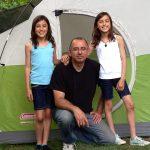 夏休みアウトドアでかっこいいパパになろう!簡単設置テント・東北おススメのキャンプ場