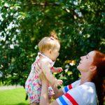 赤ちゃんと夏に外出する時におすすめの時間は?お出かけの時のポイント